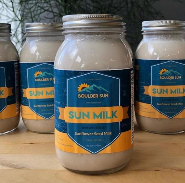 Brighten Your Day With Sun Milk!!