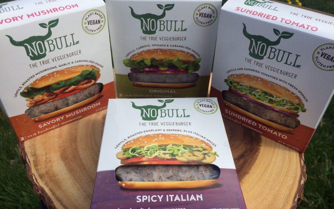 NoBull Burger – The True Veggie Burger Giveaway